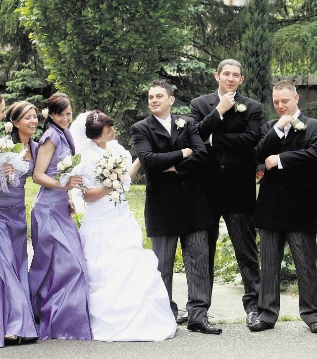 Bukiety ślubne  powinny być oryginalne, to także ozdoba panny młodej