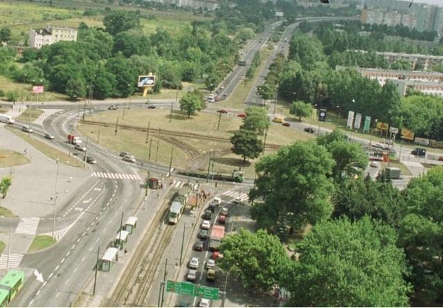 Rondo Rataje będzie przebudowane.