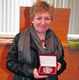 Instytut Onkologii w Gliwicach nagrodził naszą dziennikarkę