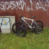 Strażnicy miejscy ze Szczecinka pytają: Czyje to rowery?