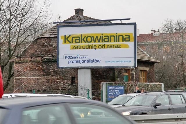 Promocyjne banery Poznania.
