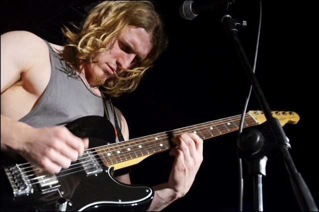 WILL WILDE BAND - koncert w Hard Rock Pubie Pamela (zdjęcia)