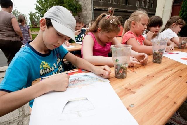 Domy Kultury oferują zajęcia dla dzieci w każdym wieku.
