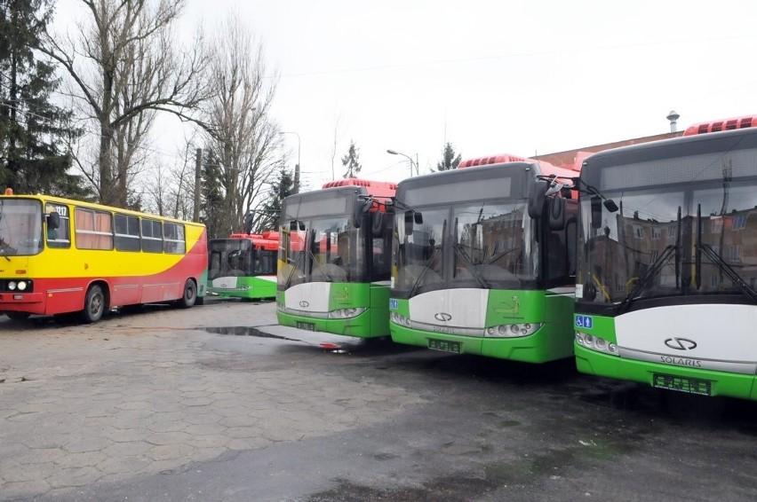 MPK Lublin ma nowe trolejbusy Solaris Trollino 12