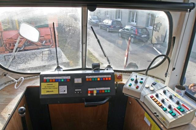 MPK skonstruowało tramwaj do odśnieżania