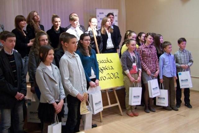 Laureaci 13. edycji konkursu dziennikarskiego