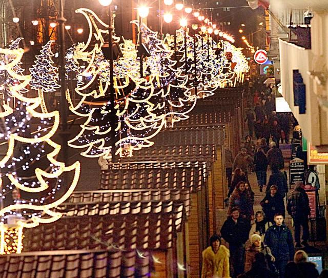 Od czwartku świąteczny megajarmark w Łodzi