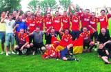 Piłka nożna: Iskra Kochlice wraca po latach