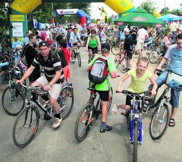 Święto Roweru  przyciąga co roku do Lubartowa  miłośników dwóch kółek z całego regionu, a nawet z odległych zakątków kraju