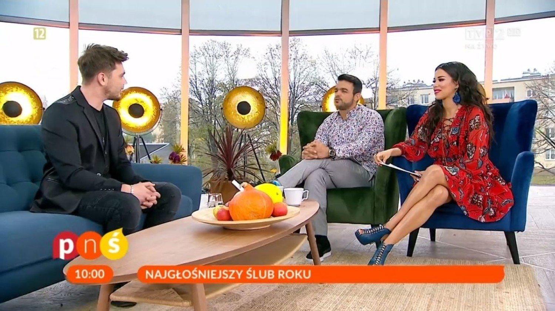 Syn Zenka Daniel Martyniuk W Telewizji Zdradził Kulisy Swojego ślubu