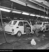 20 lat temu z fabryki w Bielsku wyjechał ostatni kultowy mały fiat. Zobaczcie, jak go produkowano w latach 70.