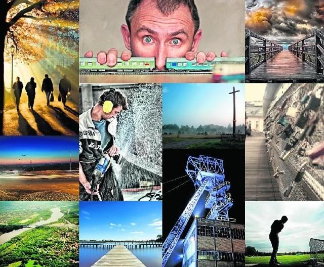 """Kolaż ze zdjęć zgłoszonych przez naszych czytelników i internautów do konkursu fotograficznego """"Euroinspiracje"""""""