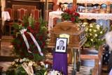 Ostatnie pożegnanie prezesa WSK PZL Kalisz Bogdana Karczmarza w kościele pw. św. Gotarda