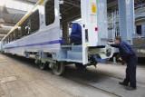 Fabryka Pojazdów Szynowych: W czwartek PKP Intercity odbierze pierwsze wagony