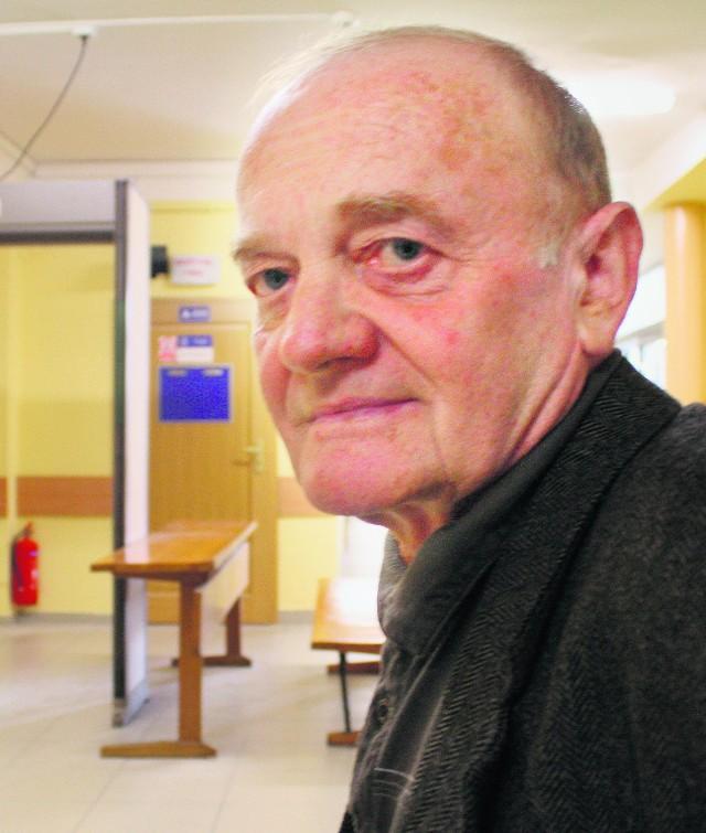 Jan Zięba został okradziony przez oskarżonych
