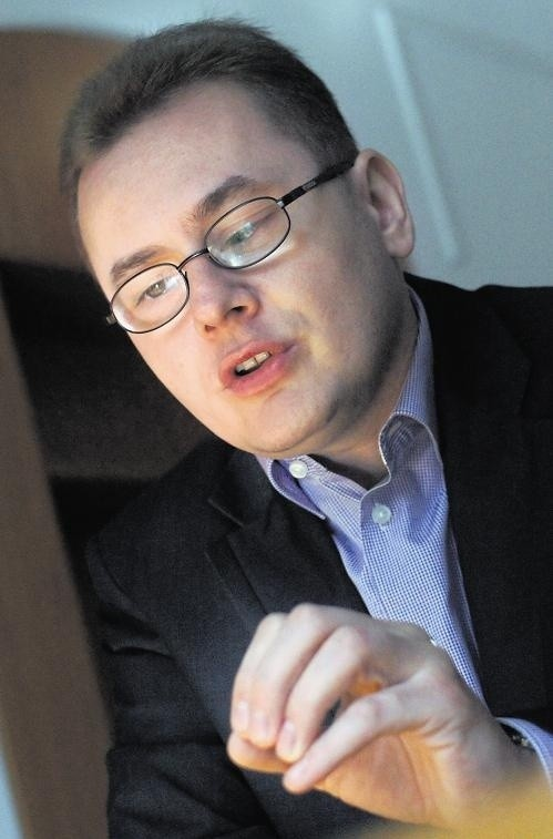 Adam Pawlik zapewnia: - O kacu moralnym nie ma mowy