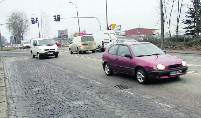 Skrzyżowanie Diamentowa-Zemborzycka. Utrudnienia zaczną się pod koniec tygodnia