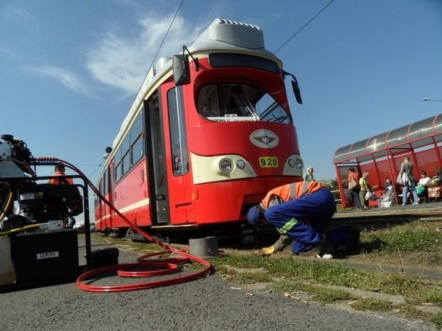 Do pierwszej awarii Sznycla doszło podczas parady tramwajowej w Będzinie. Wtedy wiedeński tramwaj nie wytrzymał konfrontacji z torami na Nerce.
