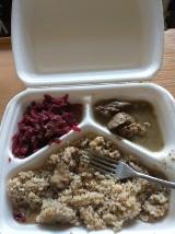 Posiłki w szpitalach są niesmaczne i odstraszające. Nie tylko w Skierniewicach