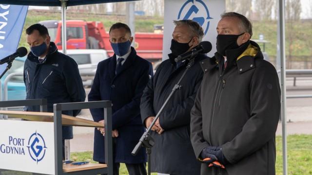 Zarząd Morskiego Portu Gdynia podpisał porozumienie z miastem w sprawie Drogi Czerwonej