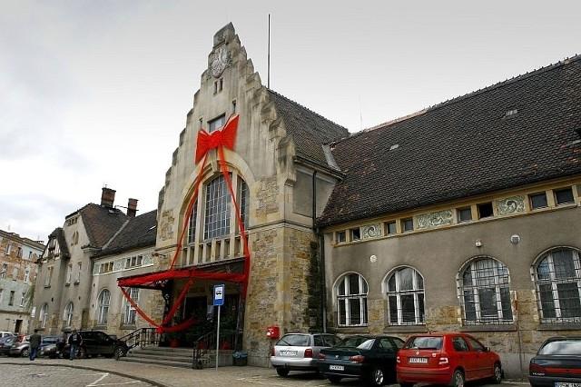 Dworzec w Świdnicy będzie przebudowany na centrum przesiadkowe dla pasażerów