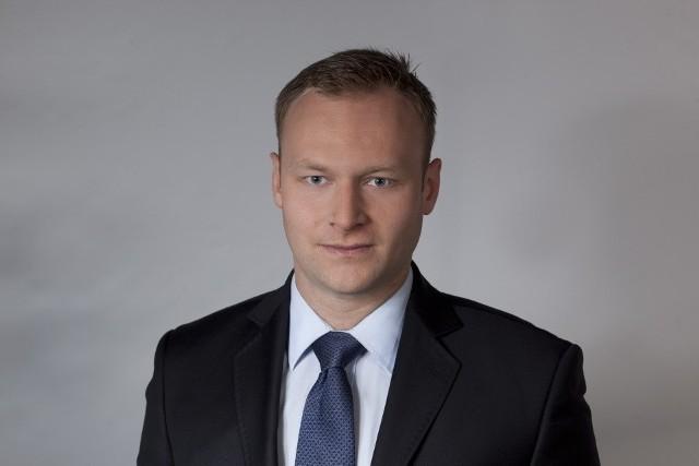 Marcin Mastalerek został nowym pełnomocnikiem PiS w okręgu łódzkim.