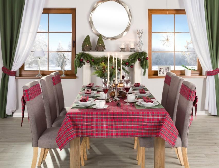 Jak Udekorować Stół Na Wigilię I święta Pomysł Na Dekorację