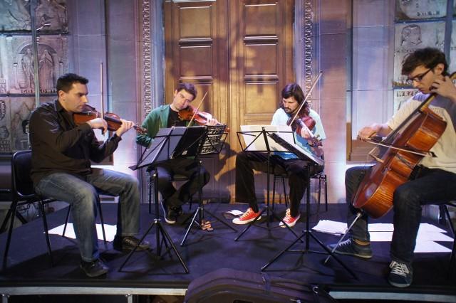 Atom String Quartet zagra w środę w Poznaniu podczas Enter Music Festival