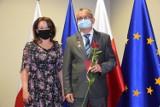 """""""Srebrny Krzyż Zasługi"""" dla członka Klubu HDK """"Cenne Krople"""" w Zbąszyniu"""
