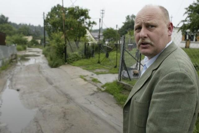 Mariusz Pająk liczy, że zmiany wyjdą mieszkańcom i miastu na dobre