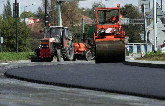 Zaoszczędzone pieniądze pójdą na remonty dróg krajowych w naszym regionie