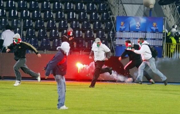 Do rozróby doszło po finale Pucharu Polski w Bydgoszczy w maju ubiegłego roku