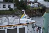 Z Nowej Soli do Głogowa w pięć i pół godziny? Tak! To możliwe statkiem Laguna. Są też godzinne rejsy po Odrze [HARMONOGRAM, CENY BILETÓW]