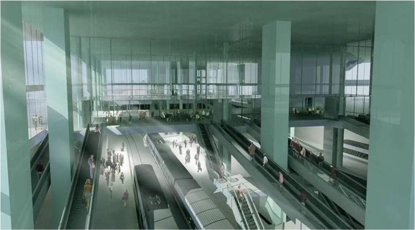 Francuzi projektują dworzec Fabryczny