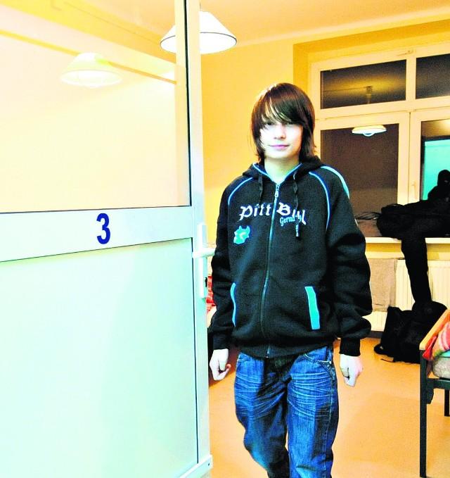 13-letni Łukasz nie czuje się bohaterem. Mówi, że narodził się drugi raz.