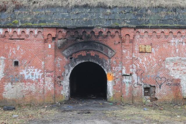Tak wyglądał toruński Fort XII na początku 2015 roku