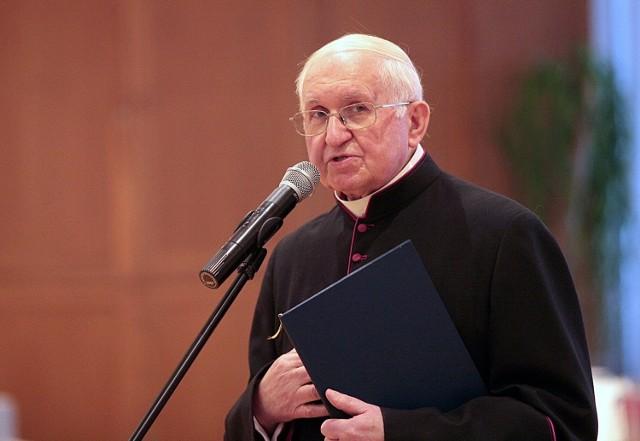 Ks. Józef Fijałkowski obchodził złoty jubileusz kapłaństwa