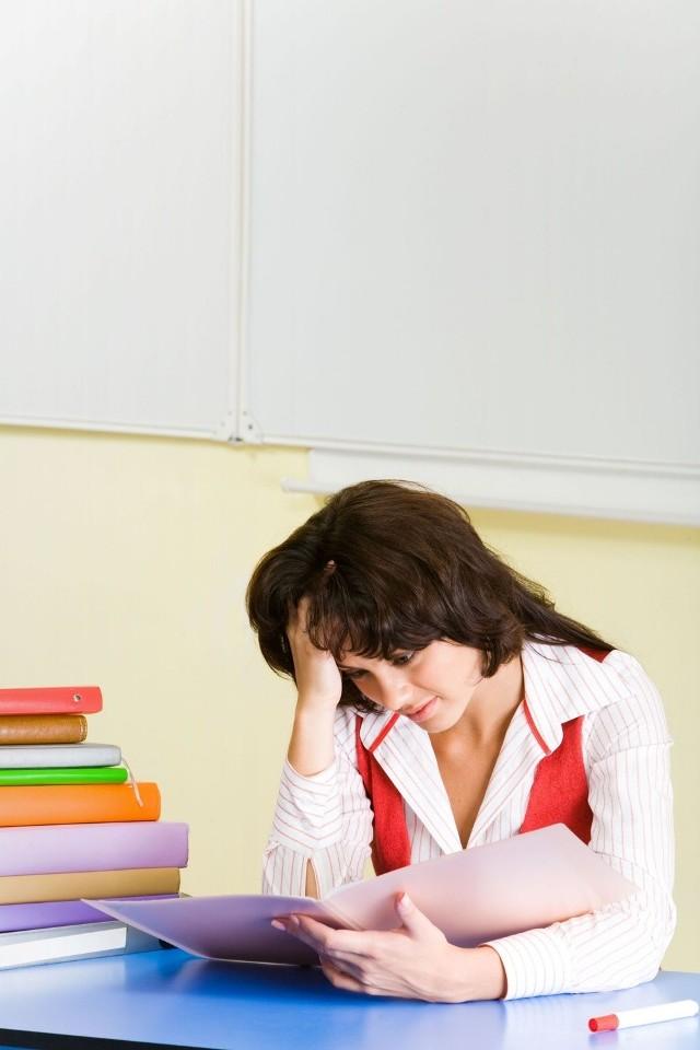 Nauczyciele twierdzą, że koledzy z pracy ich obgadują