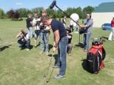 Celebryci grają w golfa na Śląsku [ZDJĘCIA i WIDEO]