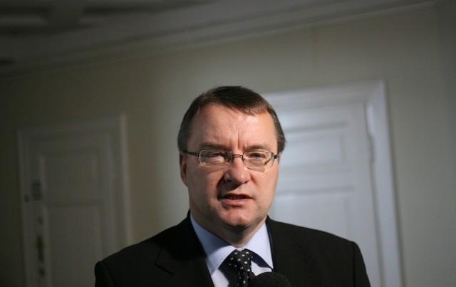 Marek Biernacki przewodniczył komisji śledczej ds. Krzysztofa Olewnika