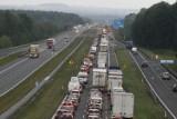 Trzeci pas na A4 do Krakowa? Zarządca postawił warunek