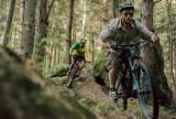 Górskie trasy rowerowe MTB powstają w Czarnorzekach. Atrakcja dla miłośników ekstremalnych zjazdów będzie dostępna w tym sezonie [ZDJĘCIA]