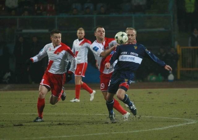 Wczorajszy mecz potwierdził, że Puchar Ekstraklasy nie stanowi dla kibiców atrakcji