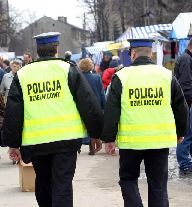 Policja zatrzymała obu sprawców