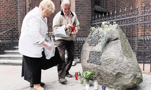 19-letni Piotr Majchrzak został śmiertelnie ranny wieczorem 11 maja 1982 roku