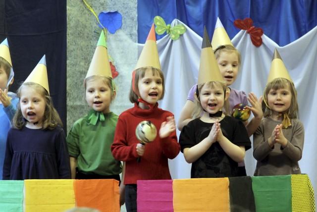 Przegląd Teatrzyków Przedszkolnych w Przedszkolu Nr 63