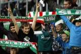 Piłka nożna: Ponad 8,5 tysiąca dzieci na środowym meczu Śląska