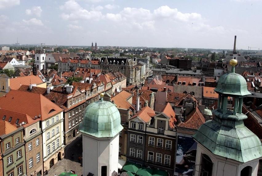 Poznań: Wybory do rad już w przyszłą niedzielę