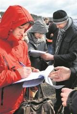 Pomorze: Przeciwnicy gazu łupkowego wręczą petycję marszałkowi