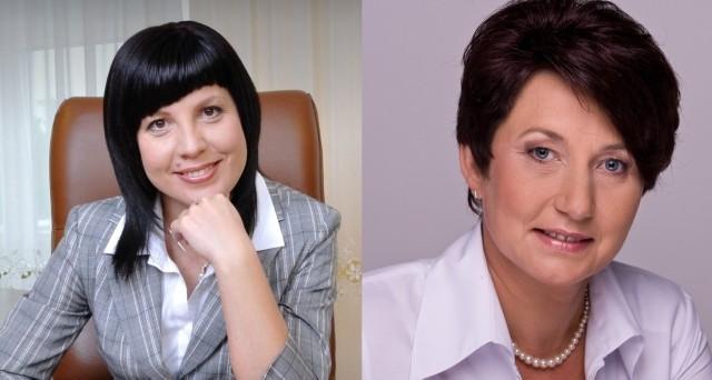 Agata Fisz i Małgorzata Sokół